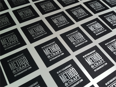 shot 1299625647 15 Sleek Examples of Black Business Cards