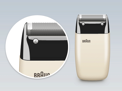 braun 30 Stunningly Pixel Perfect Digital Illustrations
