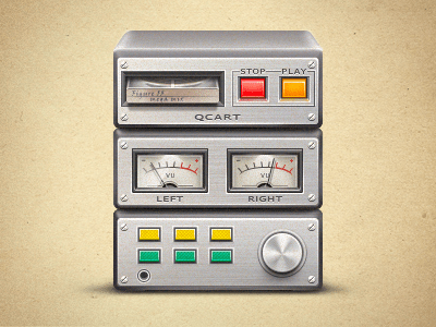 qcart1 retro  30 Stunningly Detailed Mac Icons