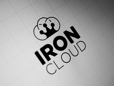 ironcloud logo design 2 14 Epic Crown Logos