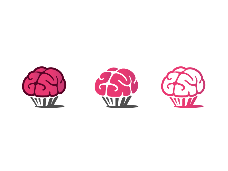 delicious brains3 17 Sweet Dessert Logos