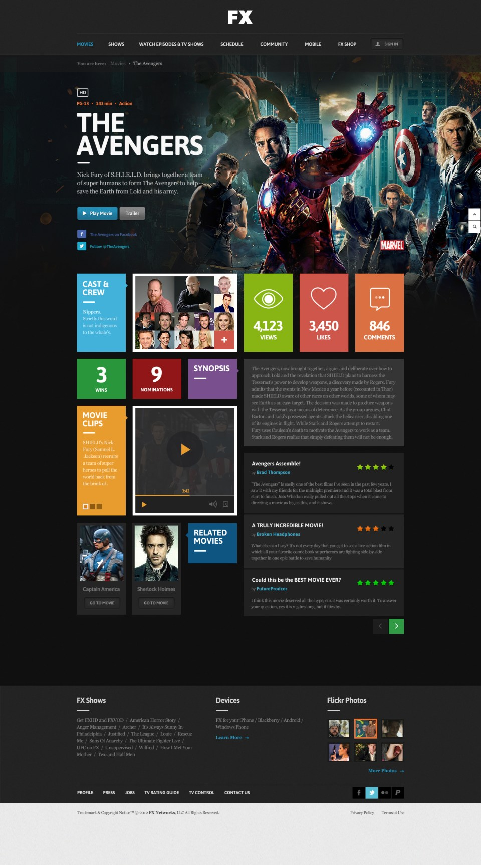 fx sub 15 Beautiful Examples of Web Design Inspiration | Part 3