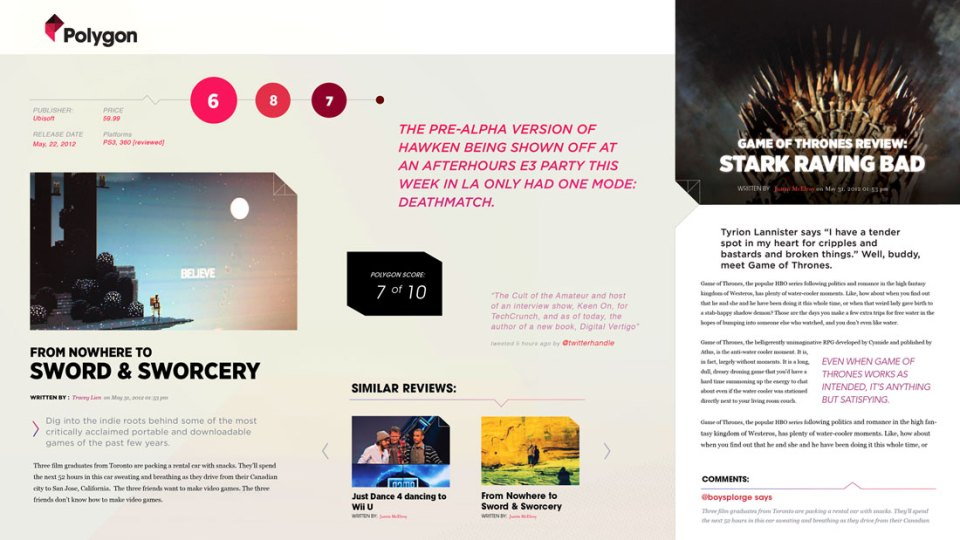 Original Polygon Moodboard Warren large 2 15 Beautiful Examples of Web Design Inspiration | Part 3