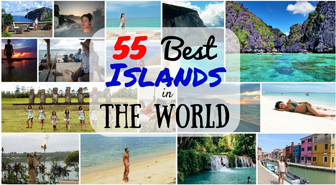 55 Best Islands in The World