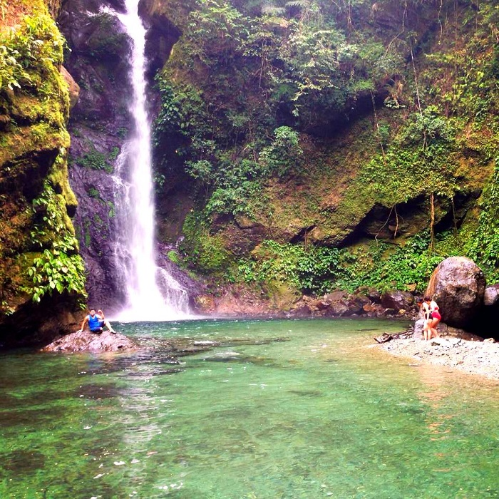 Ditumabo Mother Falls, Baler, Aurora (Philippines)