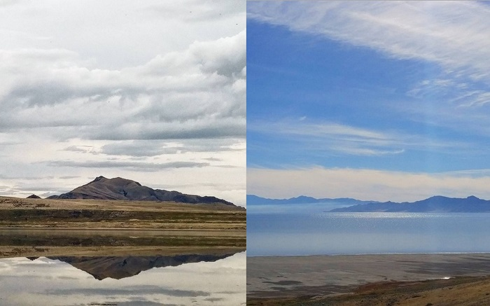Salt Lake, Salt Lake City in Utah (USA)