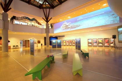 Exhibition continues!! Goulandris Museum of Natural History in Athens, Greece~