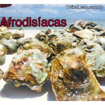 afrodisíacos ostras