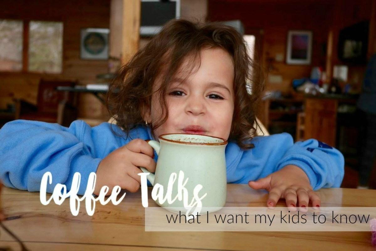Coffee Talks Rafa