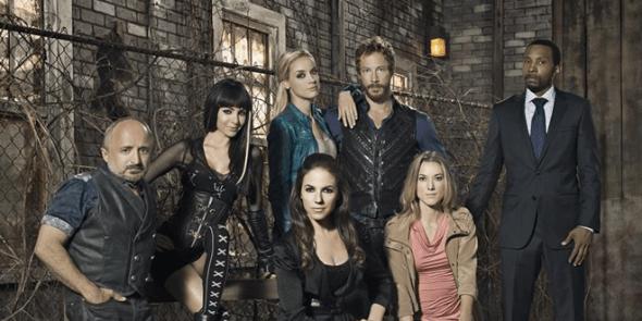 Season three Lost Girl cast