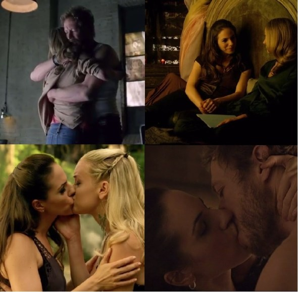 Lost Girl Ships