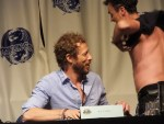 Kris Holden-Ried & Paul Amos at Dragon*Con 2013