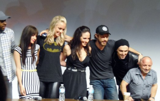 Lost Girl Cast at Fan Expo 2013