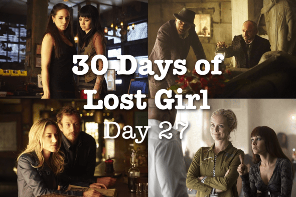 30 Days of Lost Girl 2014 Day 27