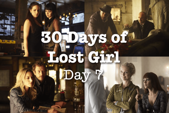 30 Days of Lost Girl 2014 Day 7