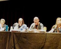 Lost Girl Fan Panel at Dragon Con 2014