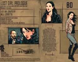 Lost Girl comic