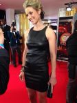Zoie Palmer at the Canadian Screen Awards 2014 (Source: 680 News)