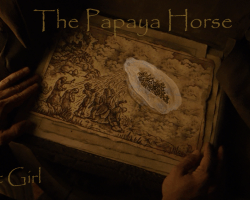 The Papaya Horse