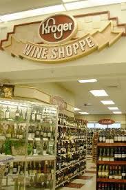 kroger wine shop
