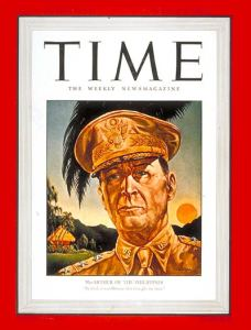 MacArthur on Time
