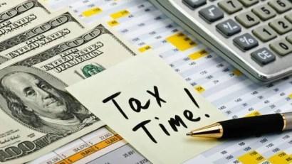 Permalink to:Tax Preparation Checklist