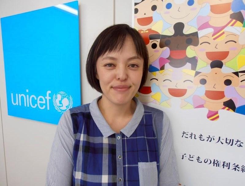 浦上綾子さん