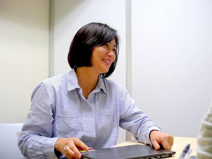 認定NPO法人フローレンス事務局長・宮崎真理子さん
