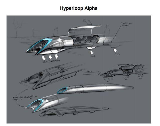 Hyperloop Alpha