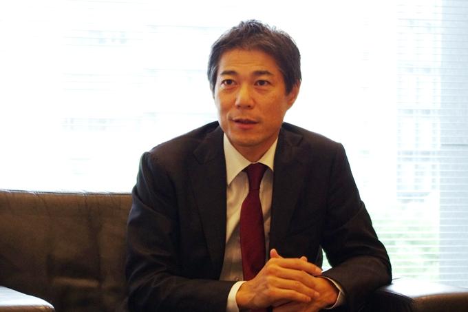 ジョンソン・エンド・ジョンソン株式会社 代表取締役社長 日色保さん
