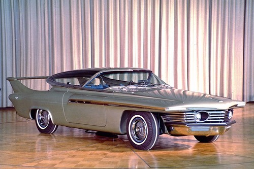 TurboFlite… 1961 Chrysler Turbine Concept