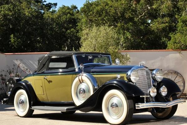 1935 Lincoln Model-K