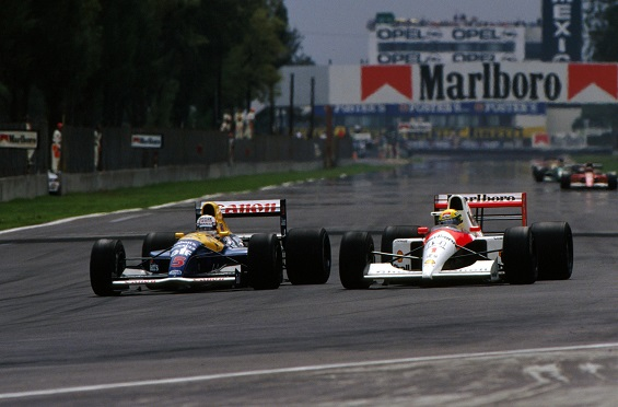 The Mexican Grand Prix will be returning in 2015