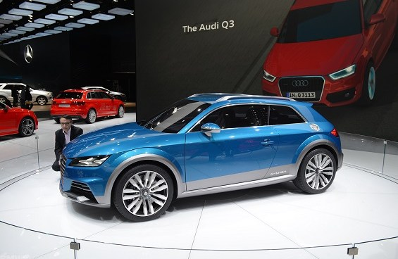 Audi unveils the price and sale date of the Q1 and SQ1