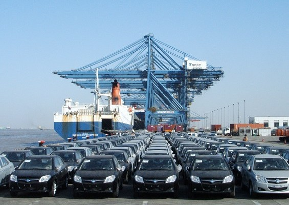 Russia is considering banning vehicle imports from the West