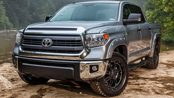 Gulf States are getting a special edition Bass Pro Shop Toyota Tundra