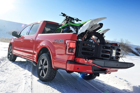 Ford begins assembling its 2015 F-150 units for sale next month