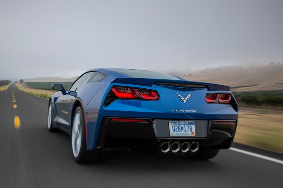 Chevrolet's Corvette Stingray is too loud for the South Korean market