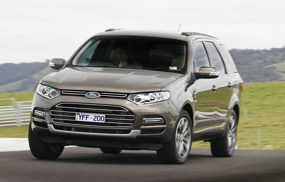 Ford completely overhauls the 2016 Explorer
