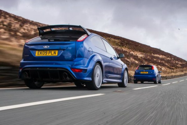 The Ford Focus RS has been confirmed for a global launch