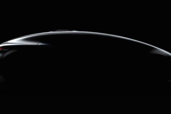 Mercedes-Benz teases its new concept car ahead of CES 2015