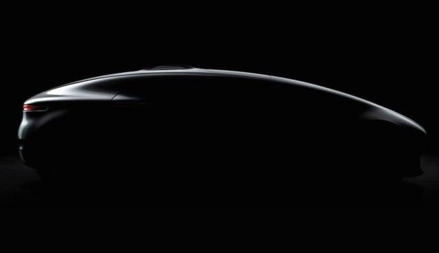 Mercedes-Benz teases its new concept car ahead of CES 2015