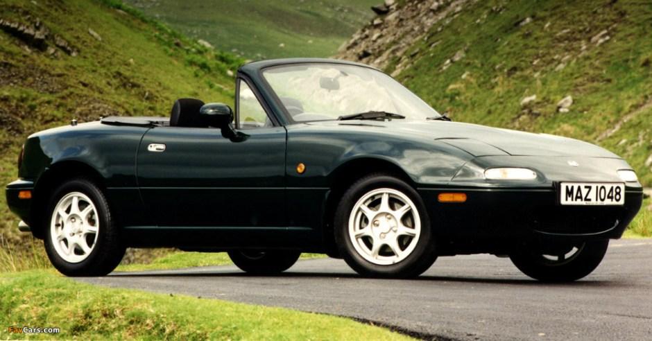 1989 Mazda Miata Convertible