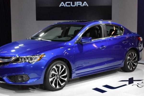 2016 Acura ILX Car Show