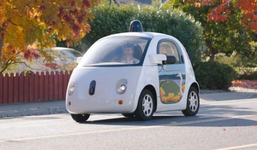 12.23.15 - Google's Self-Driving Car