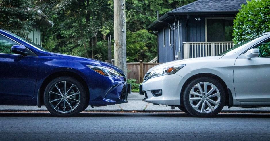 01.18.16 - 2015 Honda Accord vs 2015 Toyota Camry