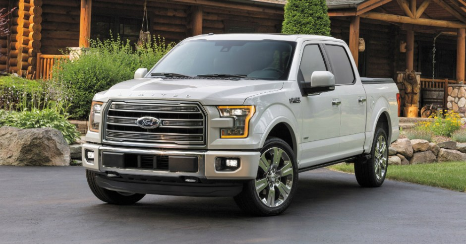 02.02.16 - 2016 Ford F-150