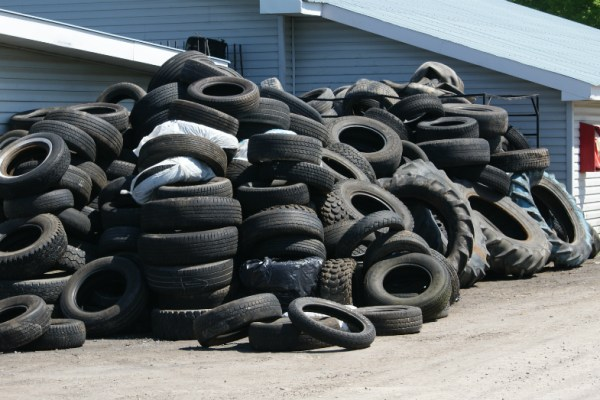 04.03.16 - Pile of Tires