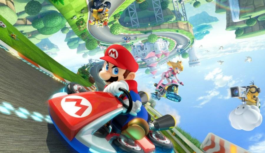 04.23.16 - Mario Kart