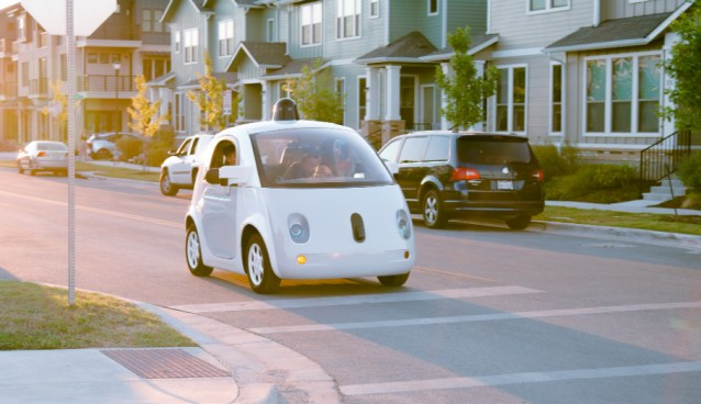 06.22.16 - Google Self-Driving Car